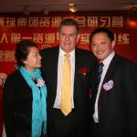 Noel with Chamber of Commerce Shanghai